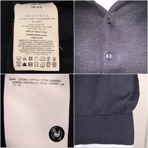 Moncler Sweaters - On sale! Moncler men's Maglia knit polo sweater